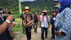 Pemkab Langkat launching `Dewi Kejut` Desa Telagah